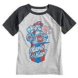Jumping Beans Boys 4-10 Nintendo Mario Bros. Mario Kart Graphic Tee