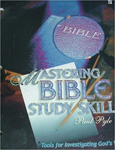 Mastering Bible Study Skills L2 (Grades 9 & 10)