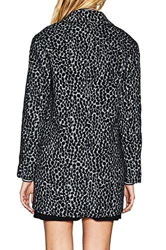 Manteau 001 Esprit Black Femme Multicolore Zwx0z