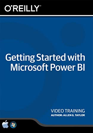 Getting Started with Microsoft Power BI - Training DVD