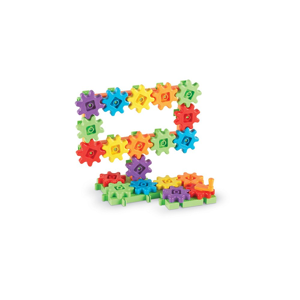 Learning Resources Gears! Gears! Gears! Starter Building Set, 60 Pieces by Learning Resources (Image #4)