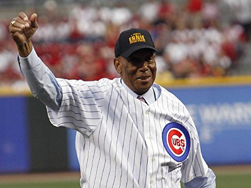 Mr. Cub, Let's Play Two Today Baseball-Legend Ernie Banks-Dies-At-83 T Shirt Iron On 8 x 10 - Legends Today The