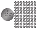 2400x Toshiba CR2032 Batteries 3v Lithium Coin Battery Bulk Wholesale Lot FRESH