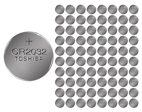 2400x Toshiba CR2032 Batteries 3v Lithium Coin Battery Bulk Wholesale Lot FRESH by 21Supply