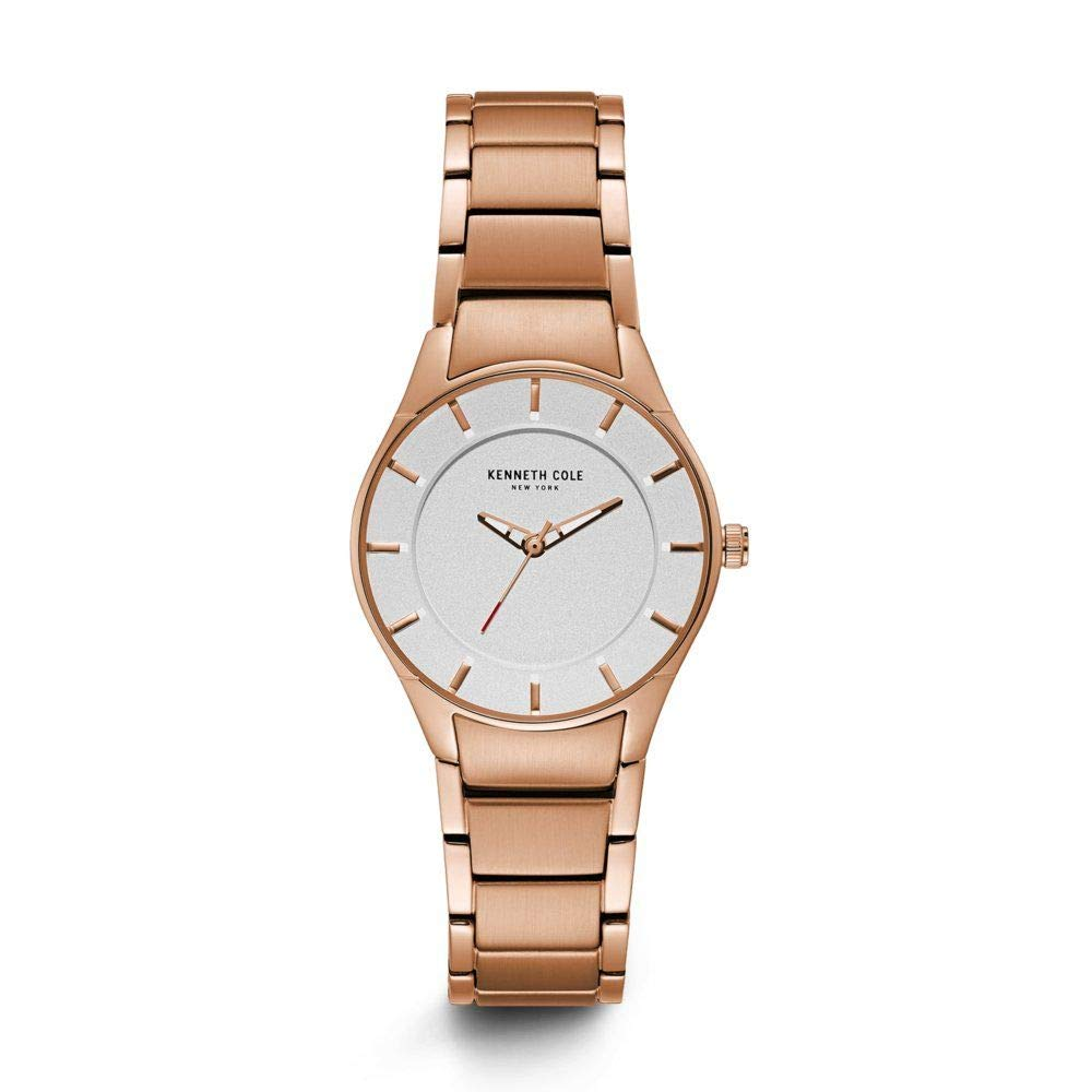 Kenneth Cole New York Women s Quartz Stainless Steel Casual Watch