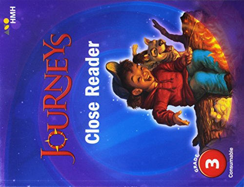Journeys: Close Reader Grade 3