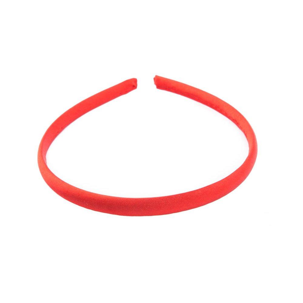 Girls Red Plastic Alice Band//hairband