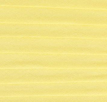 Blende Orange 40 mm 1 Meter Baumwolle Textilband Schr/ägband