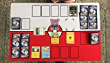 Deluxe 2 Player Pokémon Pokemon TCG compatible Stadium Mat Board