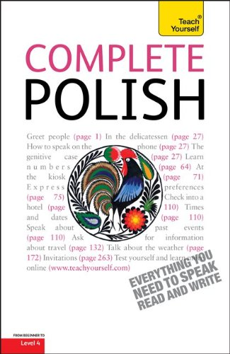 Complete Polish with Two Audio CDs: A Teach Yourself...