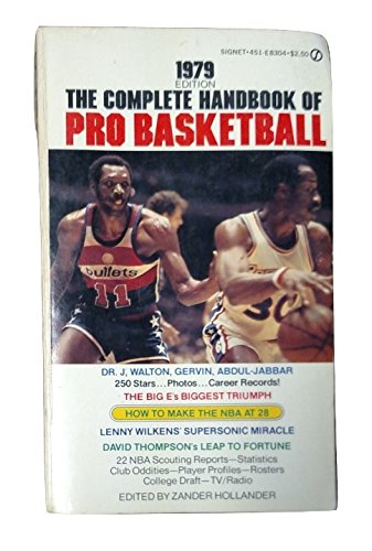- The Complete Handbook of Pro Basketball 1979: 1979 Edition