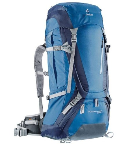 Deuter Futura Vario 50 Steel Navy, Outdoor Stuffs