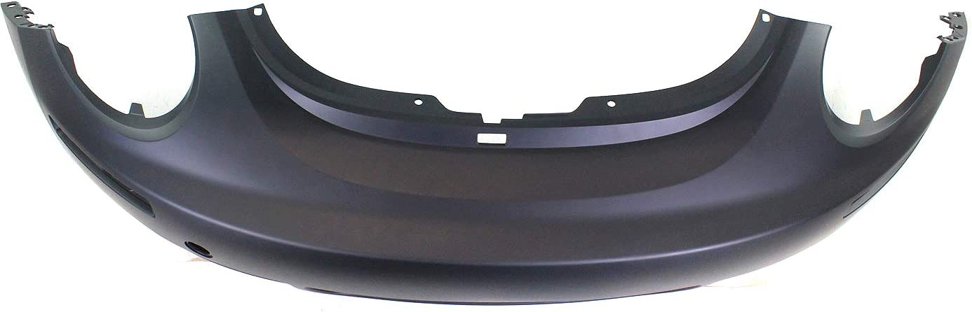 CAPA Front Bumper Cover Compatible with 2006-2010 Volkswagen Beetle Primed