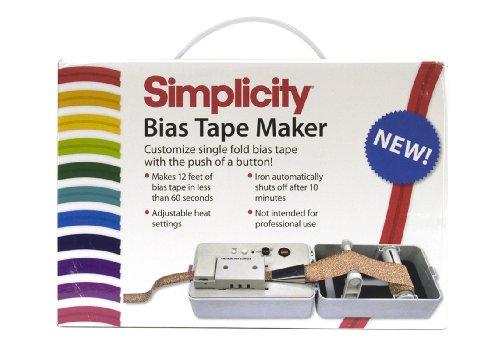 Bias Tape Simplicity (Simplicity Bias Tape Machine)