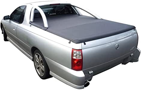 ClipOn Ute/Tonneau Cover for Holden Commodore VU, VY, VZ (2001 to 2007) Single Cab suits Factory Sports Bars