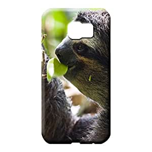 samsung galaxy s6 edge cover Protector Scratch-proof Protection Cases Covers phone cover skin three toed sloth