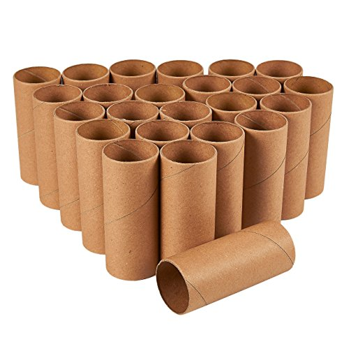 (Craft Rolls - 24-Pack Cardboard Tubes for DIY Crafts, 3.9)