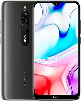 Xiaomi Redmi 8 Teléfono 4GB RAM + 64GB ROM, Pantalla de caída de ...