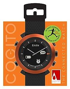 cogito original montre connect e pour smartphone tablette orange livraison impec dans les. Black Bedroom Furniture Sets. Home Design Ideas