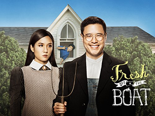 Fresh Off the Boat: Boy II Man / Season: 2 / Episode: 2 (00020002) (2015) (Television Episode)