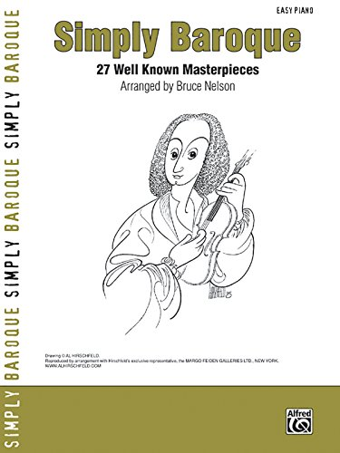 - Simply Baroque: 27 Well Known Masterpieces (Simply Series)