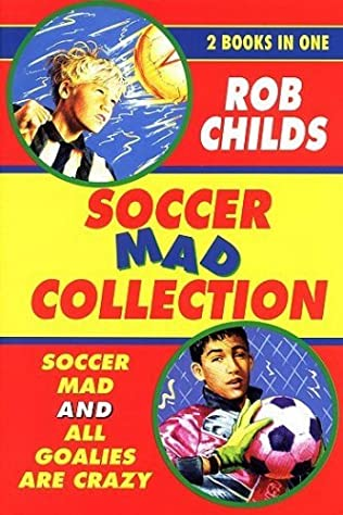 book cover of Soccer Mad Collection