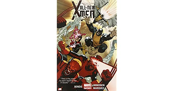 3eae1d0b5b8 All-New X-Men Volume 1 - Livros na Amazon Brasil- 9780785191155