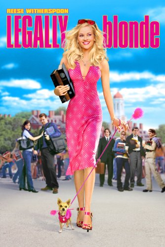 Legally Blonde (Girl From Sisterhood Of The Traveling Pants)