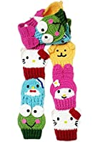 Yummy You Hello Kitty Characters Scarf - Junior/Womens'