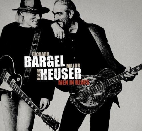 Klaus Major Heuser: Men in Blues (Audio CD)