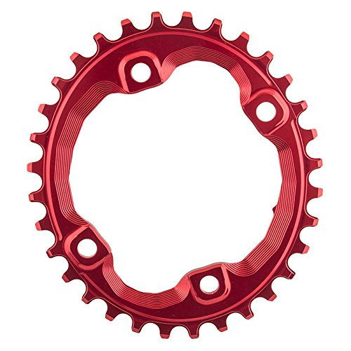 ABSOLUTE BLACK Chainring Absoluteblack Oval 96Mm 32T 4B Rd Xt-M8000/Mt700 - OV96XT8000/32RD