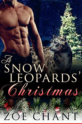 A Snow Leopards' Christmas (Glacier Leopards Book 6) -
