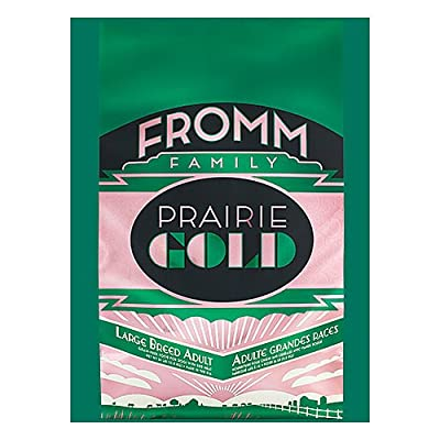 Fromm Family Foods 727068 26 Lb Prairie Gold Large Breed Dry Dog Food (1 Pack), One Size