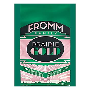 Fromm Family Foods 727068 26 Lb Prairie Gold Large Breed Dry Dog Food 1 Pack , One Size