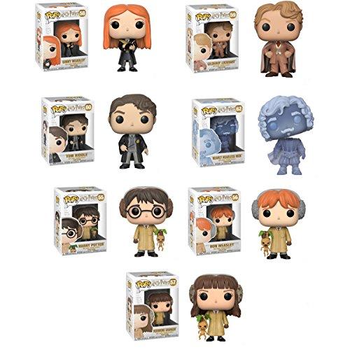 Pop HP - Harry Potter , Ron Weasley , Hermione Granger , Gin