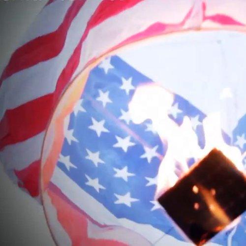 Wishlantern Stars and Stripes Eco 5 Pack - The Original Sky Lanterns