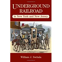 Underground Railroad in New York and New Jersey