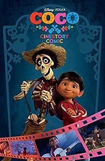 Book Cover: Disney/Pixar Coco Cinestory