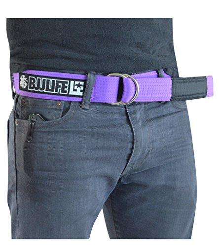BJJ Life Street Belt Purple Medium (Purple Belt Bjj)