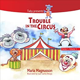 Trouble in the Circus (Series 1, Volume 3) by [Magnusson, Maria]
