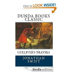Gulliver's Travels (Dunda Books Classic) Jonathan Swift and Dunda Books