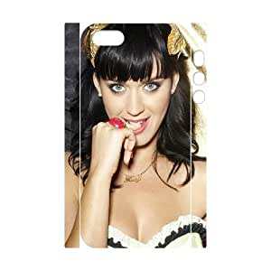 YYCASE Cell phone Iphone 5,5S Protection Cover 3D Case Katy Perry