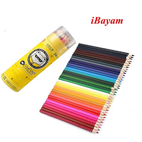 Bayam Assorted Barreled Colored Coloring product image