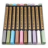 Metallic Markers Pen for Rock Painting - Medium