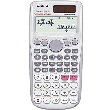batteriebetrieben Casio FX-83GT Plus Wissenschaftlicher Taschenrechner