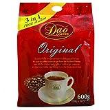 Laos Dao Instant Coffee 3in1 Original 100% Arabica Halal 600g. (20g. X 30 Sticks) by Dao Coffee