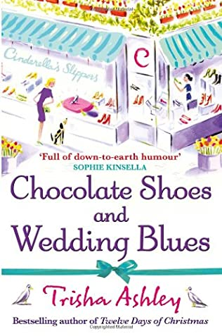 book cover of Chocolate Shoes and Wedding Blues