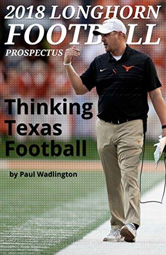 2018 Longhorn Football Prospectus: Thinking Texas - Offense Football Zone