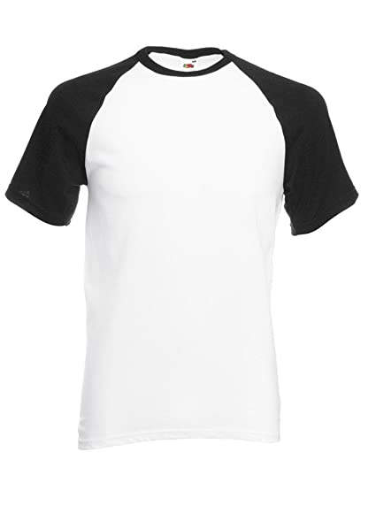 Plain Gildan Cotton Blank Oversized Tshirt T-Shirt Black/White Men ...