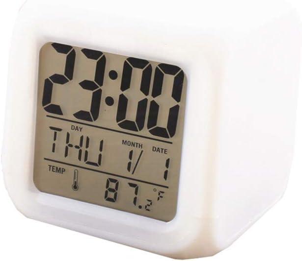 XD E-commerce Reloj de Pared Digital Radio despertadores Digitales Relojes Digitales de Noche Reloj Despertador de Radio Dab Despertadores Digitales cabecera
